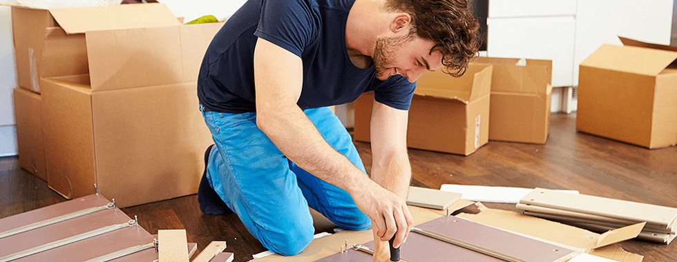 How To Assemble Flat Pack Furniture The Professional Way!