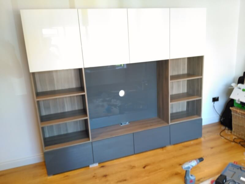 Entertainment Centre and Bedroom Furniture in Plumtree, Nottingham