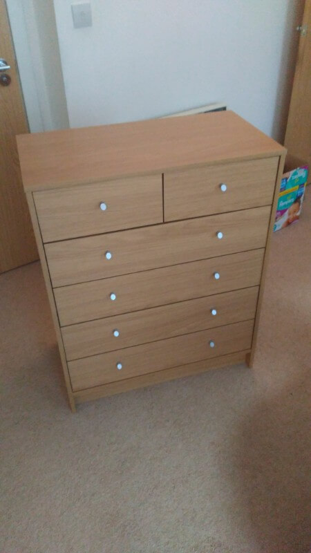 6 Door IKEA Chest of Drawers