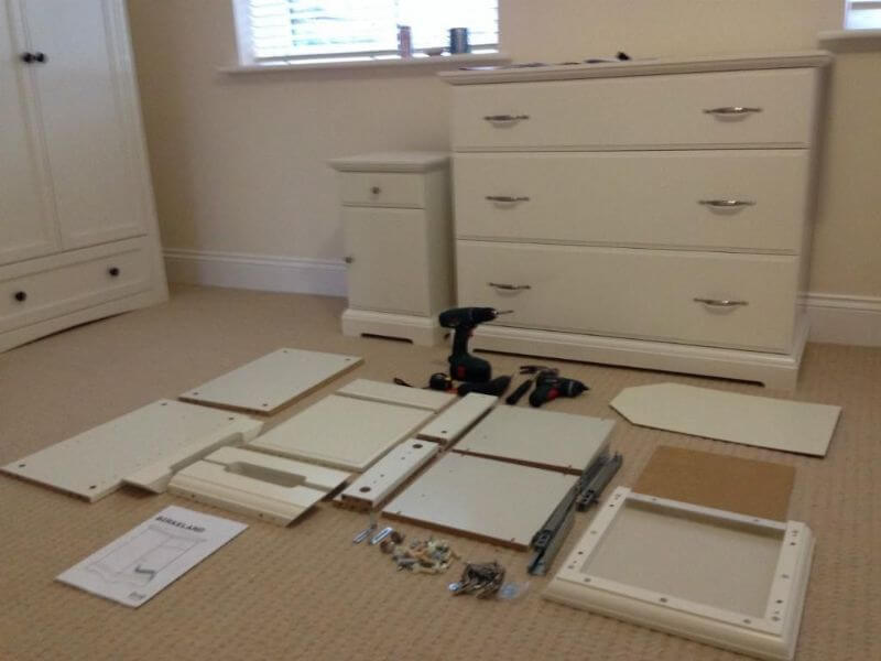 How To Assemble Flat Pack Furniture In Nottingham The Professional Way