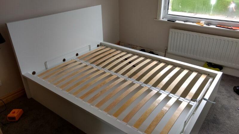 nottingham assemble flat pack furniture