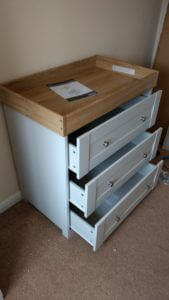 Long Eaton-flat-pack-assembly