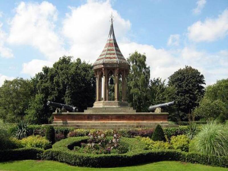 The Arboretum,Nottingham