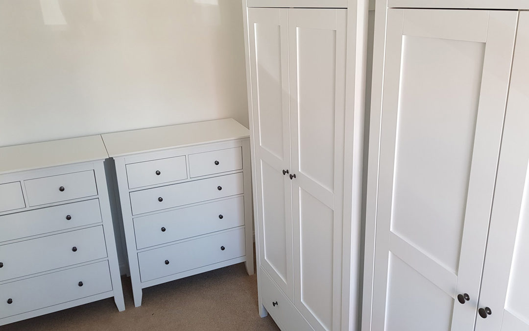 Flat Pack Furniture Assembly, Dunelm 2 x Lynton Gents Wardrobe and 2 x Lynton 5 Drawer Chest in Broxtowe, Nottingham