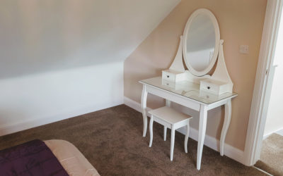 Flat Pack Furniture Assembly of IKEA Hemnes Wardrobe, Dressing Table and 2 Bedside Tables in Thorneywood, Nottingham