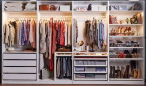 Pax wardrobe assembled in Nottingham