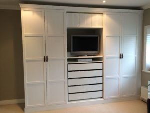 built in pax wardrobe Notts