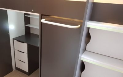 Happy Sleeper Highsleeper Bed Flat Pack Furniture Assembly in Sutton-in-Ashfield, Nottingham